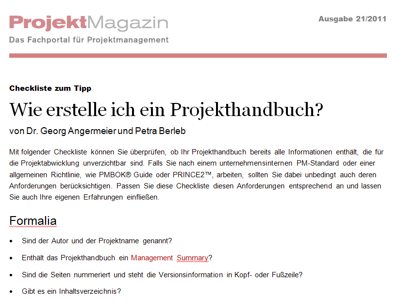 Word | Projekt Magazin