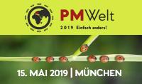 PM Welt 2019: Einfach anders! Projekte neu gemacht.