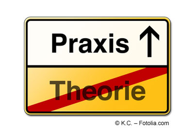Praxis vs. Theorie