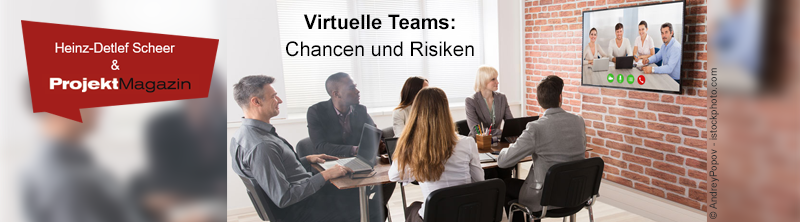 Umfrage Virtuelle Teams