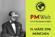 PM Welt 2018: Die Zukunft im Blick