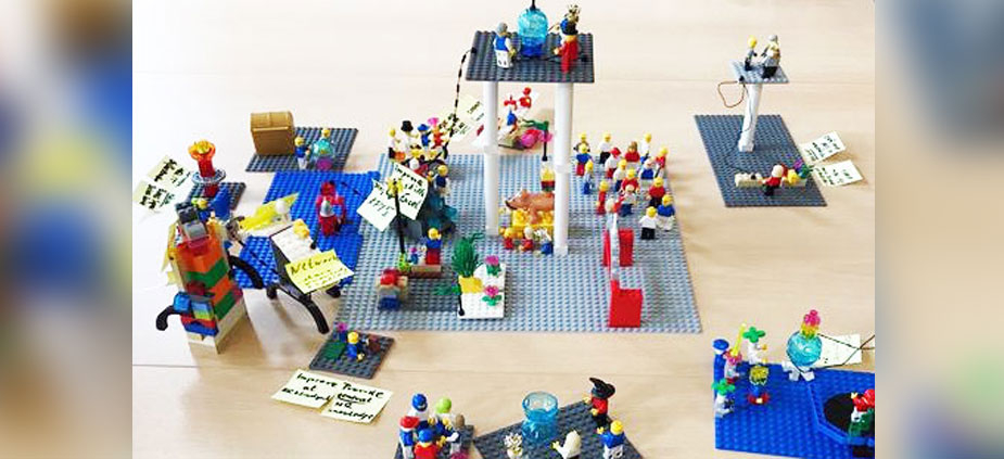 Lego® Serious Play® für Projektteams