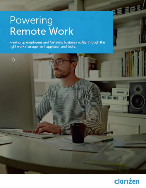 Powering Remote Working-Screenshot