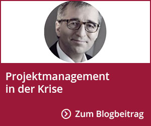 Projektmanagement in der Krise