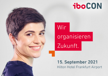 iboCON am 15. September 2021 in Frankfurt